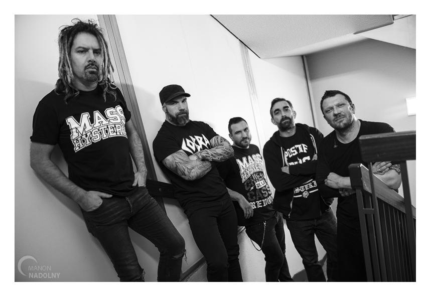 Mass Hysteria - 2017-04-29