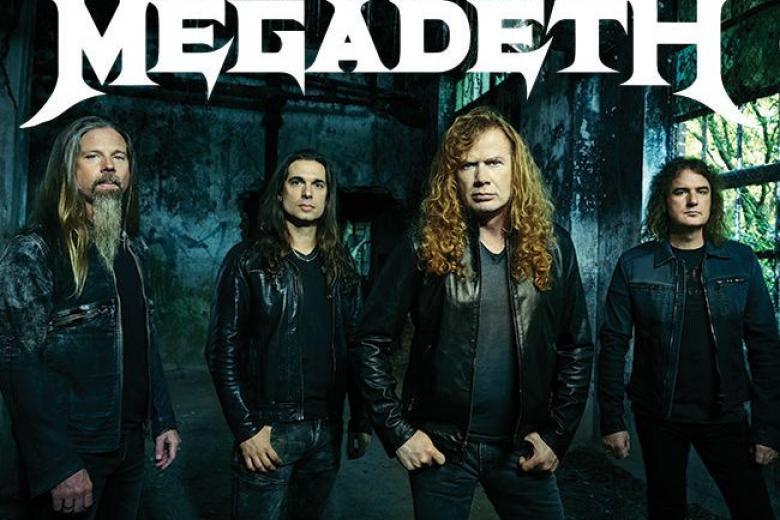 Megadeth : Tournée européenne
