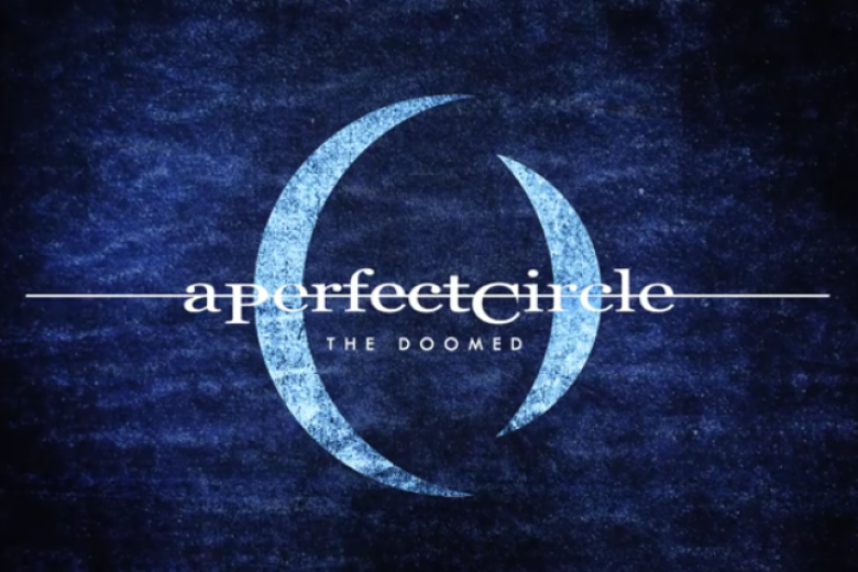 A PERFECT CIRCLE tease du neuf