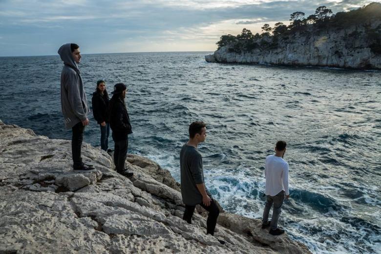 OCEANS ASLEEP sort un clip pour le morceau Sheperds