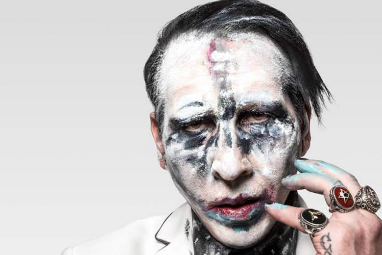 Marilyn Manson tease son prochain clip