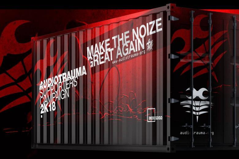 La campagne de soutien au label Audiotrauma pour 2018 est ouverte