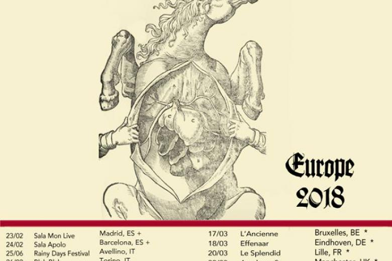 YOUTH CODE en tournée en France et en Europe en 2018