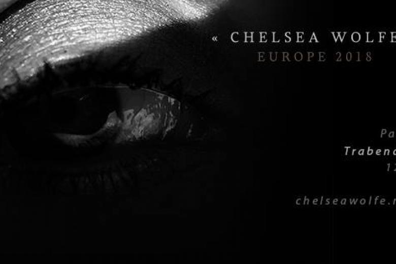 Chelsea Wolfe s'arrêtera à Paris