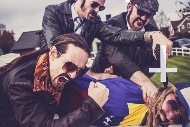 HARDCORE SUPERSTAR sort un nouveau single