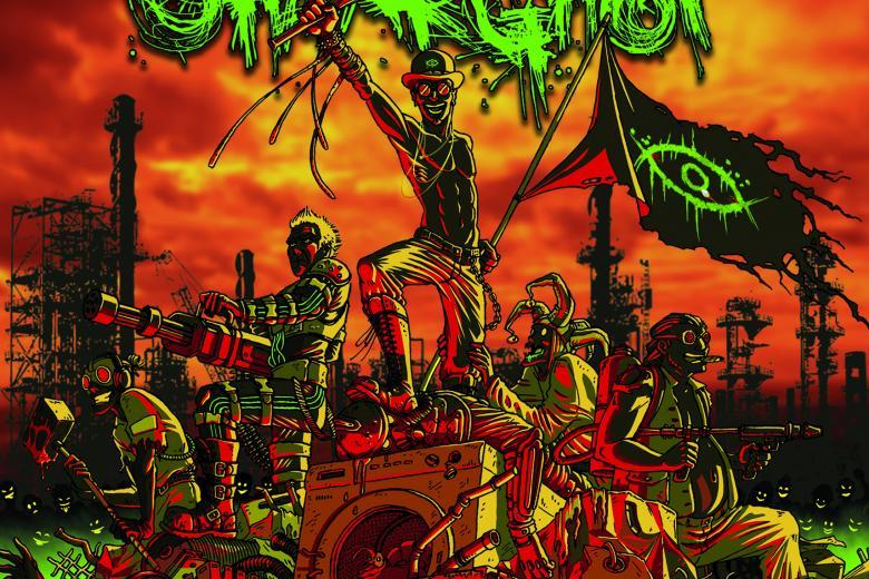 SHAÂRGHOT a un message pour vous depuis le Hellfest