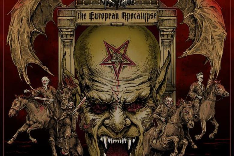 Kreator, Dimmu Borgir et Hatebreed à l'Olympia