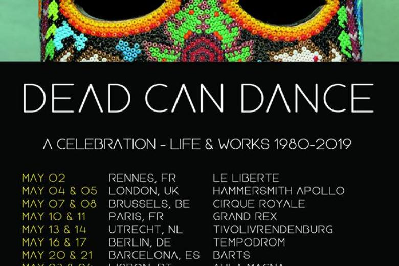 DEAD CAN DANCE de retour en France