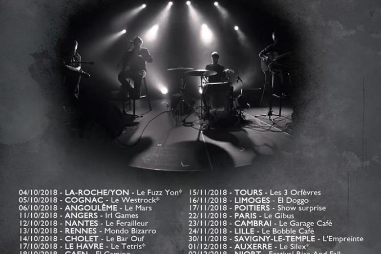 KLONE en tournée acoustique en France
