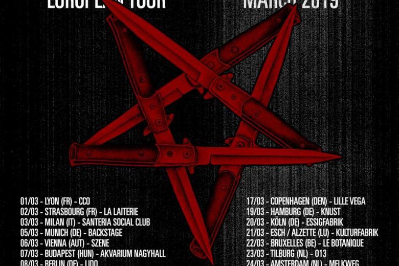 PERTURBATOR annonce sa tournée européenne