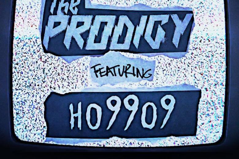 Un troisième extrait du nouvel album de THE PRODIGY