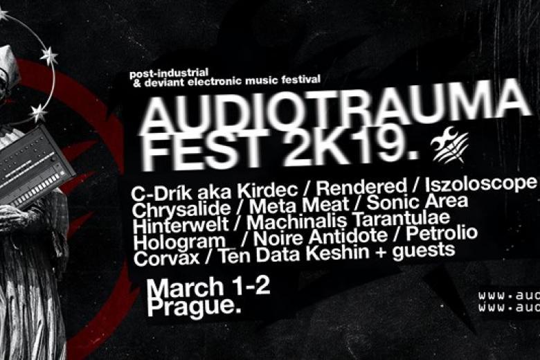 Audiotrauma Fest 2019 : l'affiche complète