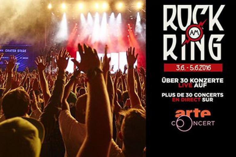 Les concerts du Rock Am Ring en DIRECT !