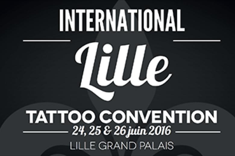 RDV : International Lille Tattoo Convention fin-Juin