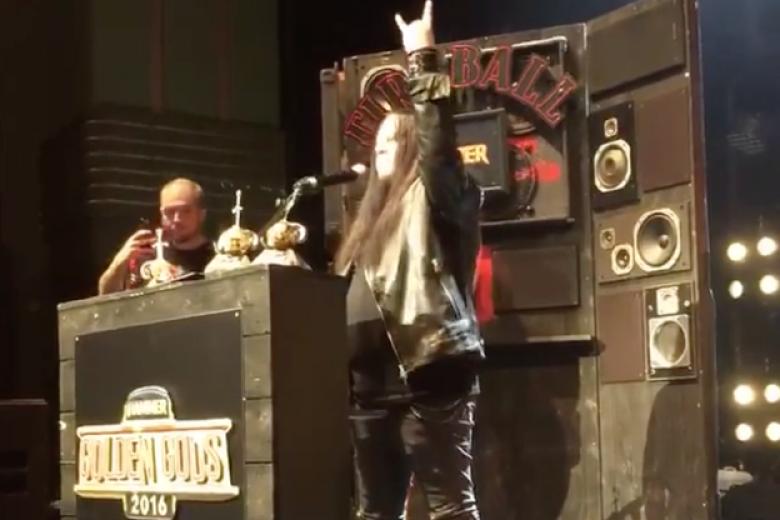 Joey Jordison (ex-SLIPKNOT) : 'J'avais perdu mes jambes...'