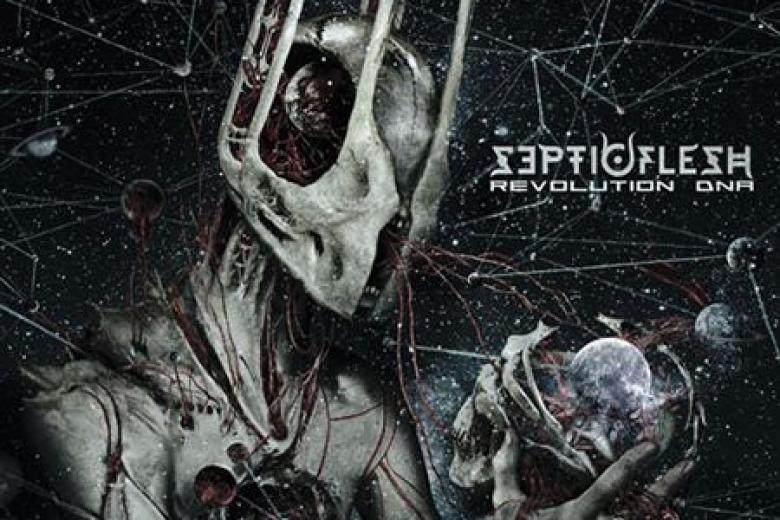 SepticFlesh : Revolution D.N.A - 2016 reissue.