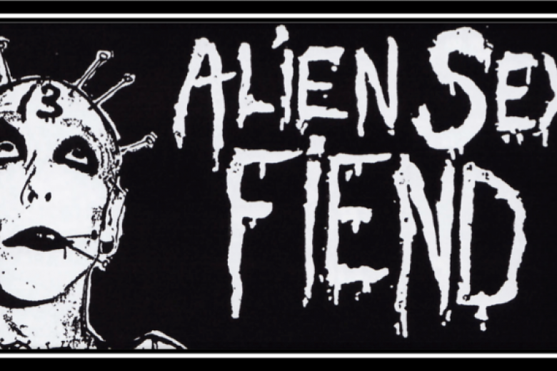 ALIEN SEX FIEND termine son nouvel album