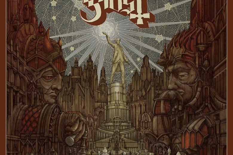 GHOST : nouveau morceau, nouvel EP