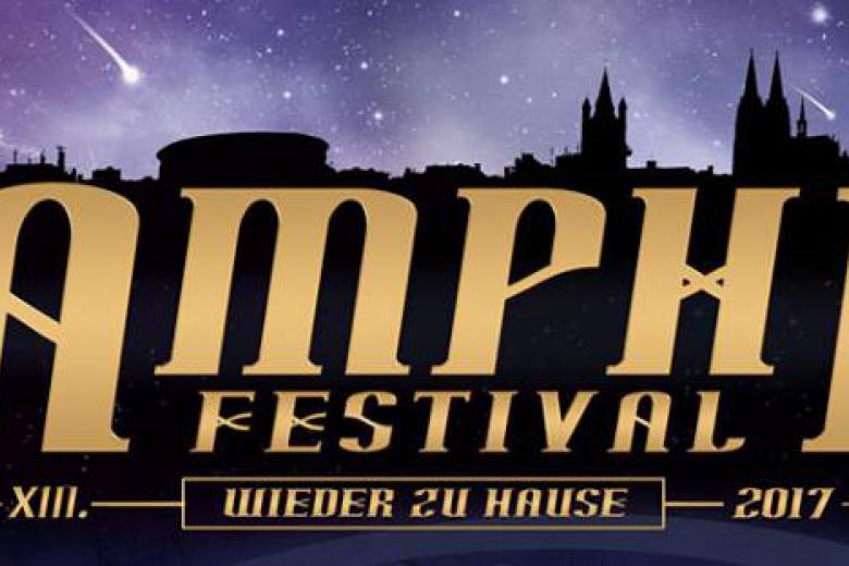 Annonce explosive pour l'Amphi Festival