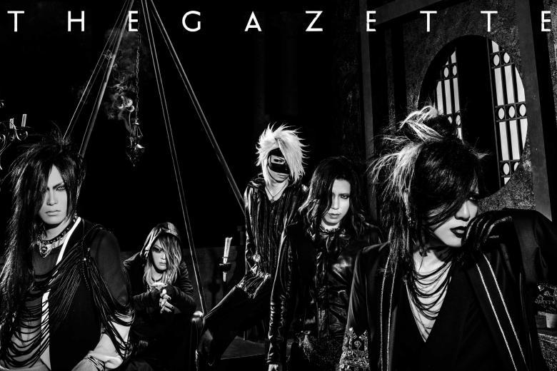 the GazettE fête ses 15 ans avec un album best-of de ballades