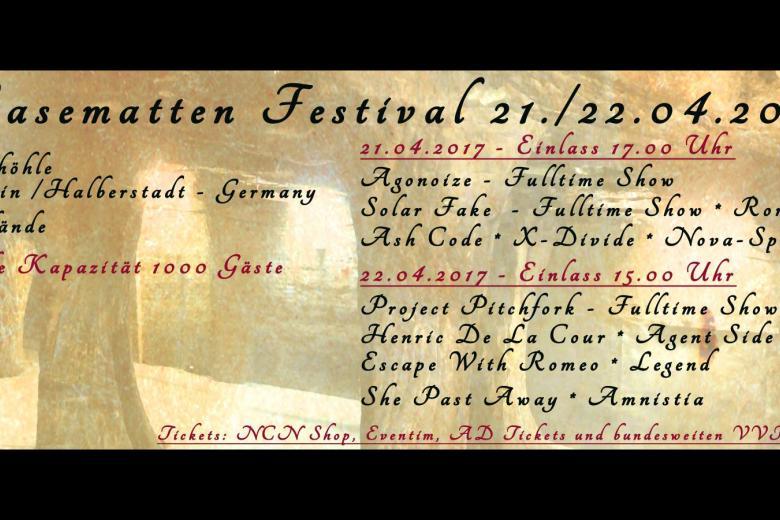 Kasematten Festival : Preview