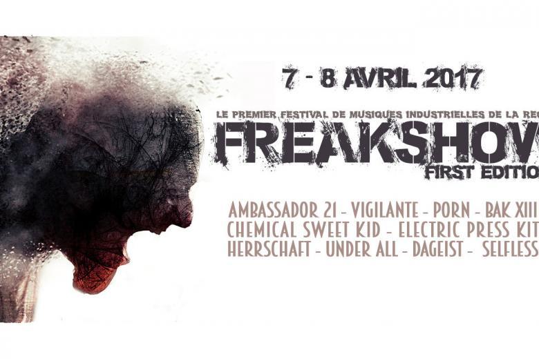 Le Freaked Studio (Reims) lance la première édition de son Freakshow Festival