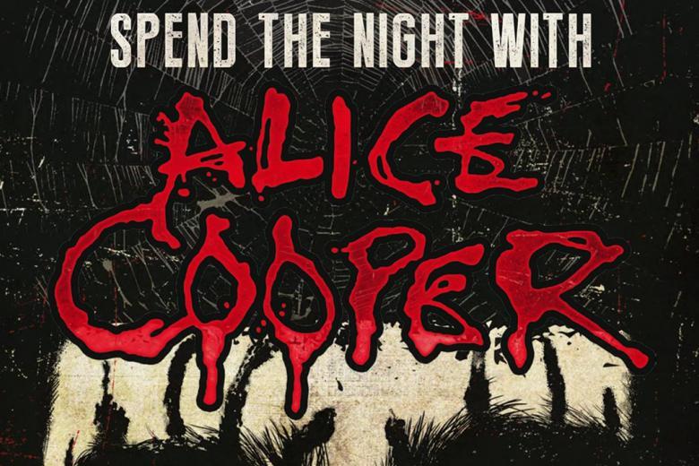 ALICE COOPER en France pour deux dates