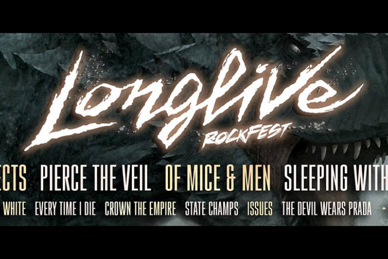 Longlive Rockfest : Annonce
