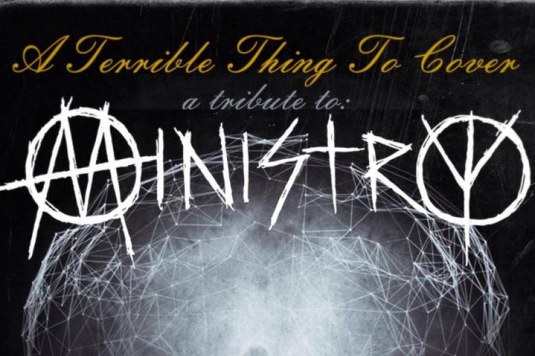 Un album de reprises de MINISTRY avec du beau monde dedans est sorti en ligne