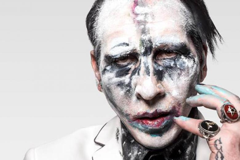 MARILYN MANSON a repris MINISTRY