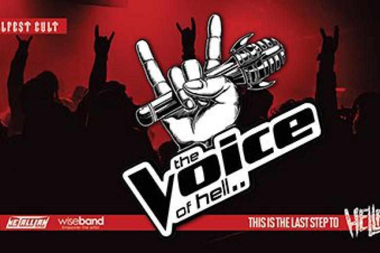 La Finale The Voice Of Hell, soirée gratuite et ouverte à tous !