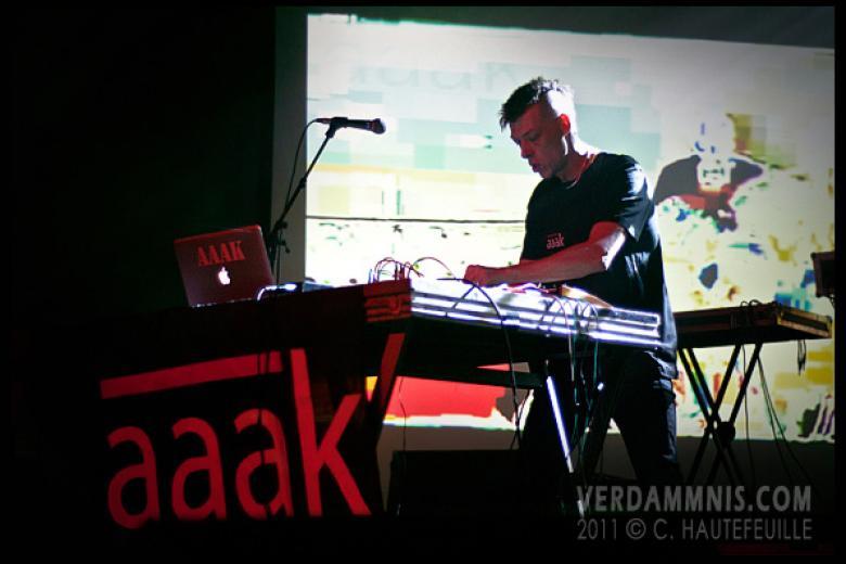 A.A.A.K. @ BIMFest 2011 - Antwerp (2011-12-16)