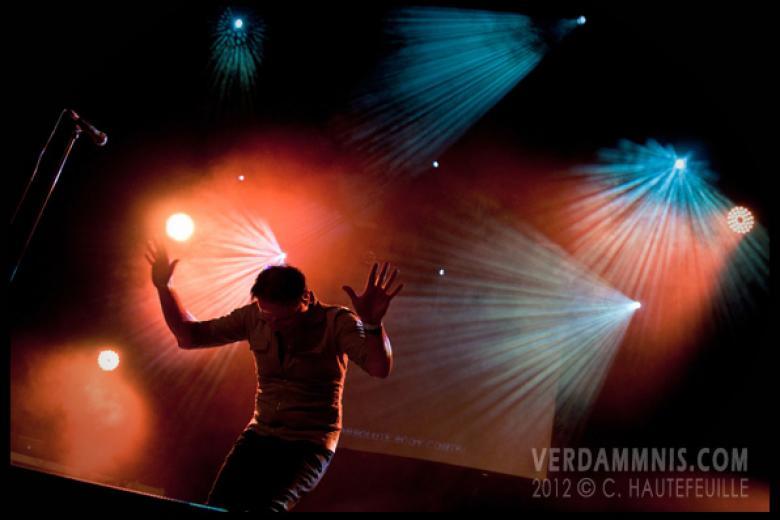 Absolute Body Control @ Rewind Festival - Ghent (2012-04-07)