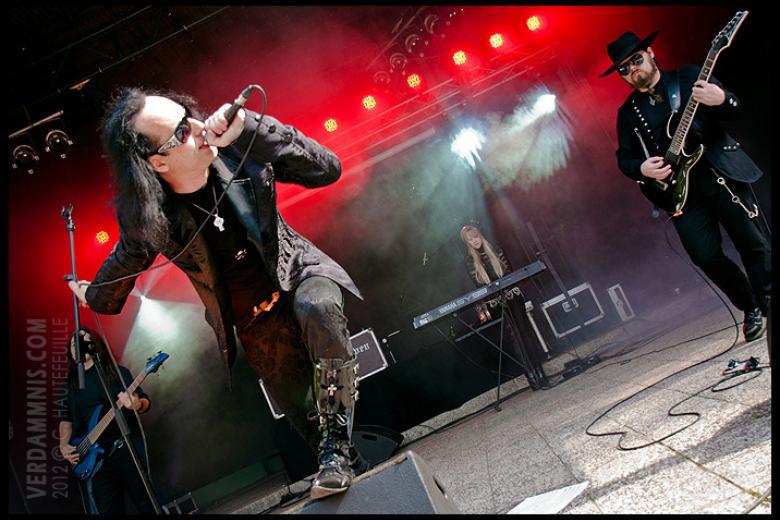 Age Of Heaven @ NCN Festival 2012 - Leipzig (2012-09-08)