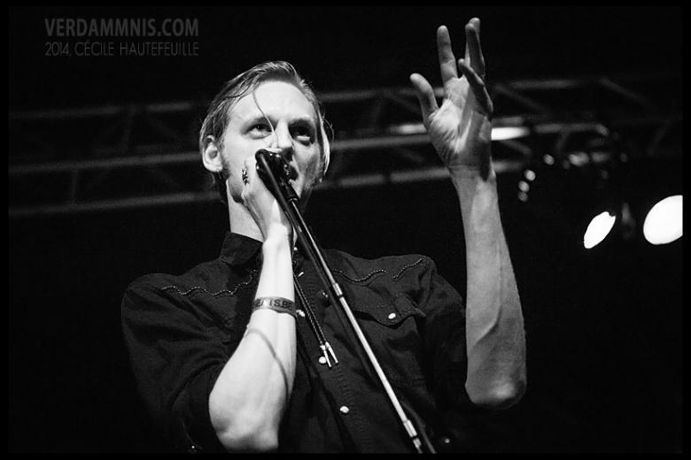 Agent Side Grinder @ BIM Festival 2014 - Antwerp (2014-12-19)