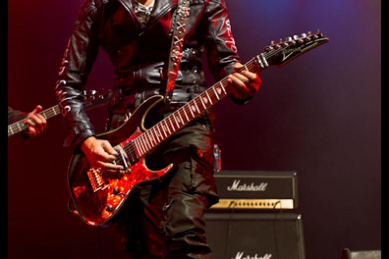 Akira Yamaoka @ Japan Expo - Villepinte (2011-07-03)