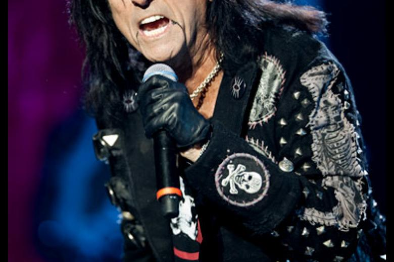 Alice Cooper @ Hellfest - Clisson (2010-06-19)