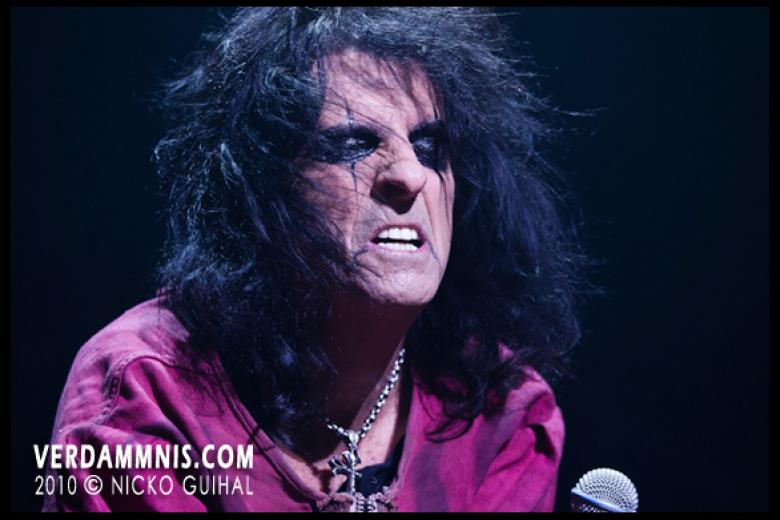 Alice Cooper @ Dome - Marseille (2010-11-20)