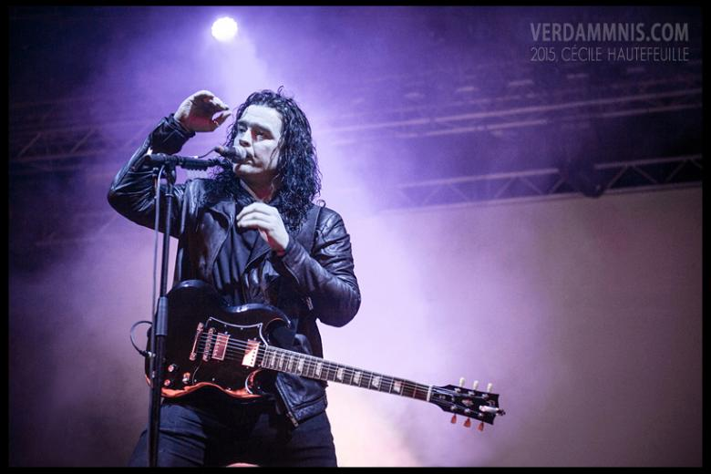 Anathema @ Eurorock Festival - Neerpelt (2015-05-16)
