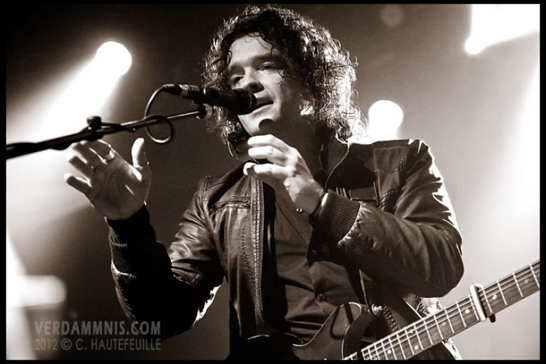 Anathema @ Rock-School Barbey - Bordeaux (2012-10-25)