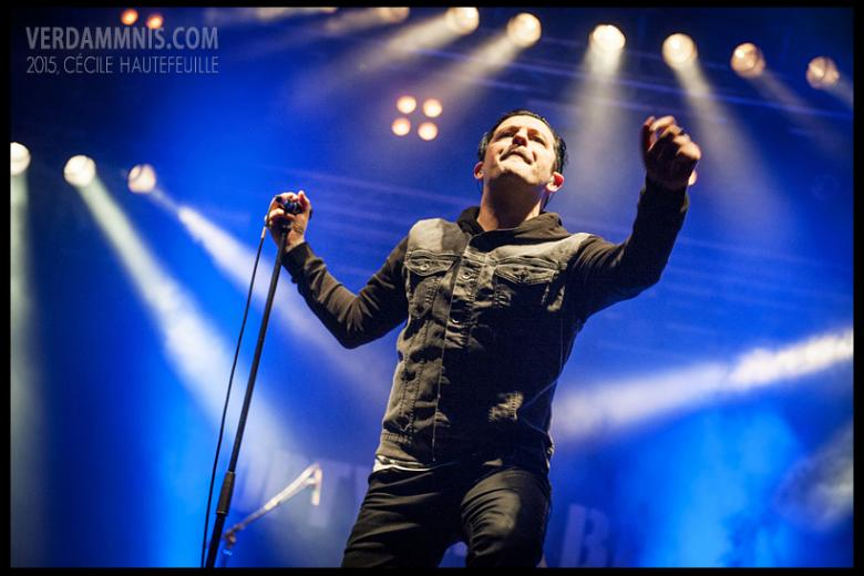 Apoptygma Berzerk @ Eurorock Festival - Neerpelt (2015-05-15)