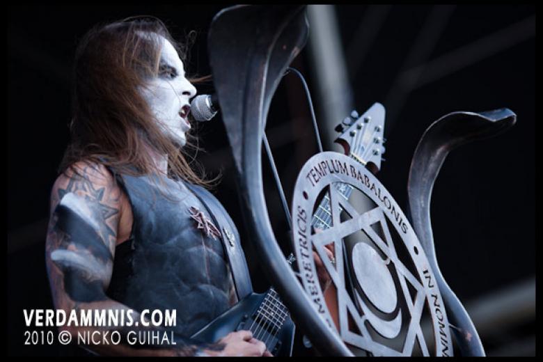 Behemoth @ Hellfest - Clisson (2010-06-20)