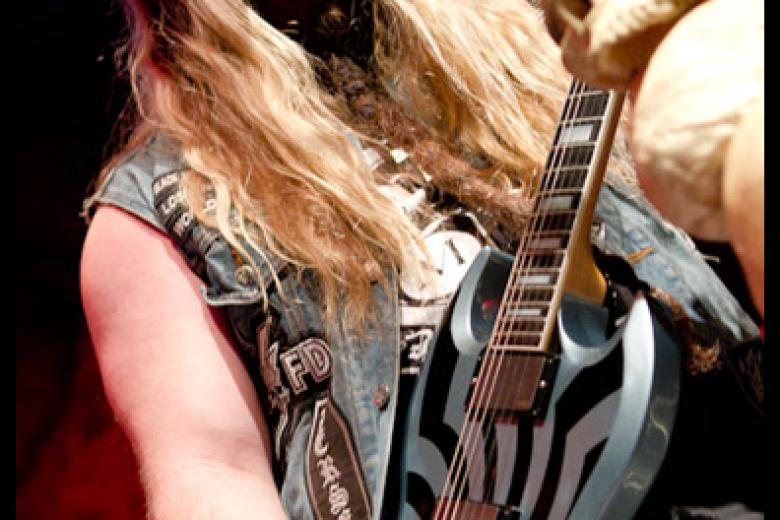 Black Label Society @ Cigale - Paris (2011-02-25)