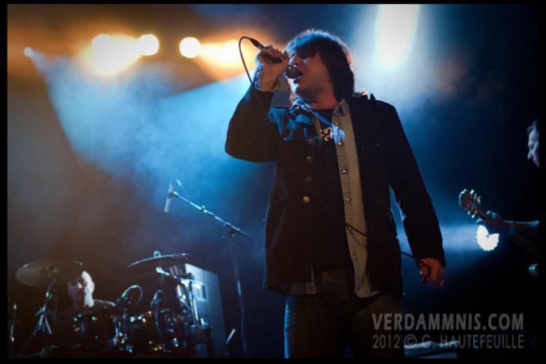 Chameleons Vox @ Rewind Festival - Ghent (2012-04-07)