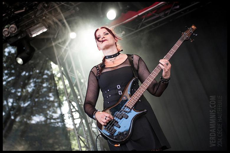 Clan Of Xymox @ Amphi Festival 2014 - Cologne (2014-07-26)