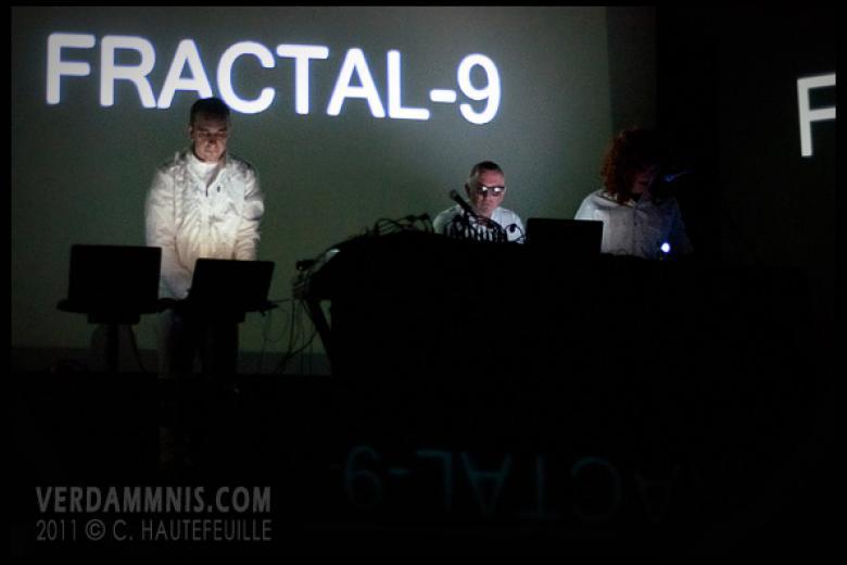 Clock DVA @ BIMFest 2011 - Antwerp (2011-12-17)