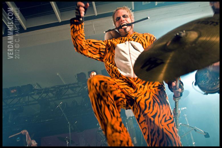 Combichrist @ Amphi Festival 2012 - Cologne (2012-07-22)