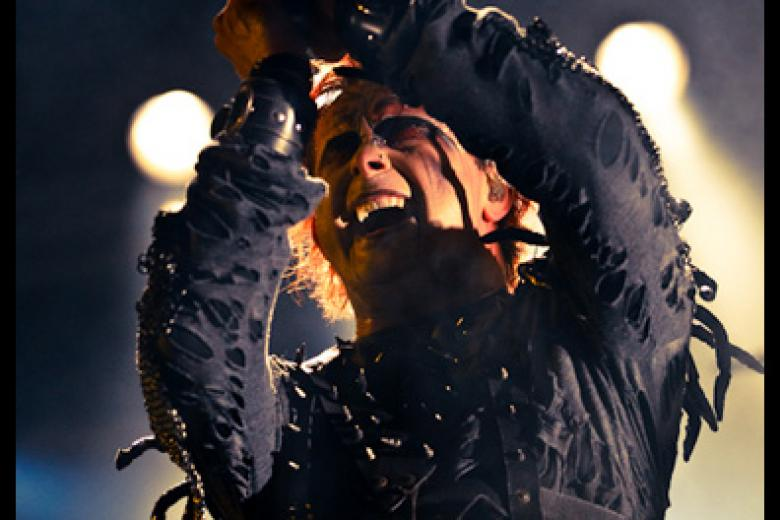 Cradle Of Filth @ Hellfest - Clisson (2011-06-19)