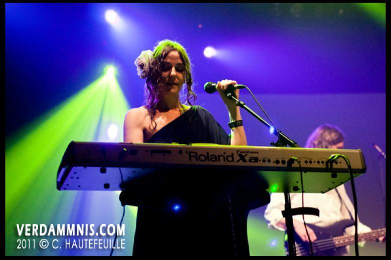 Cranes @ Shadowplay Festival - Kortrijk (2011-07-24)