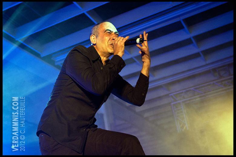 DAF @ Amphi Festival 2012 - Cologne (2012-07-21)